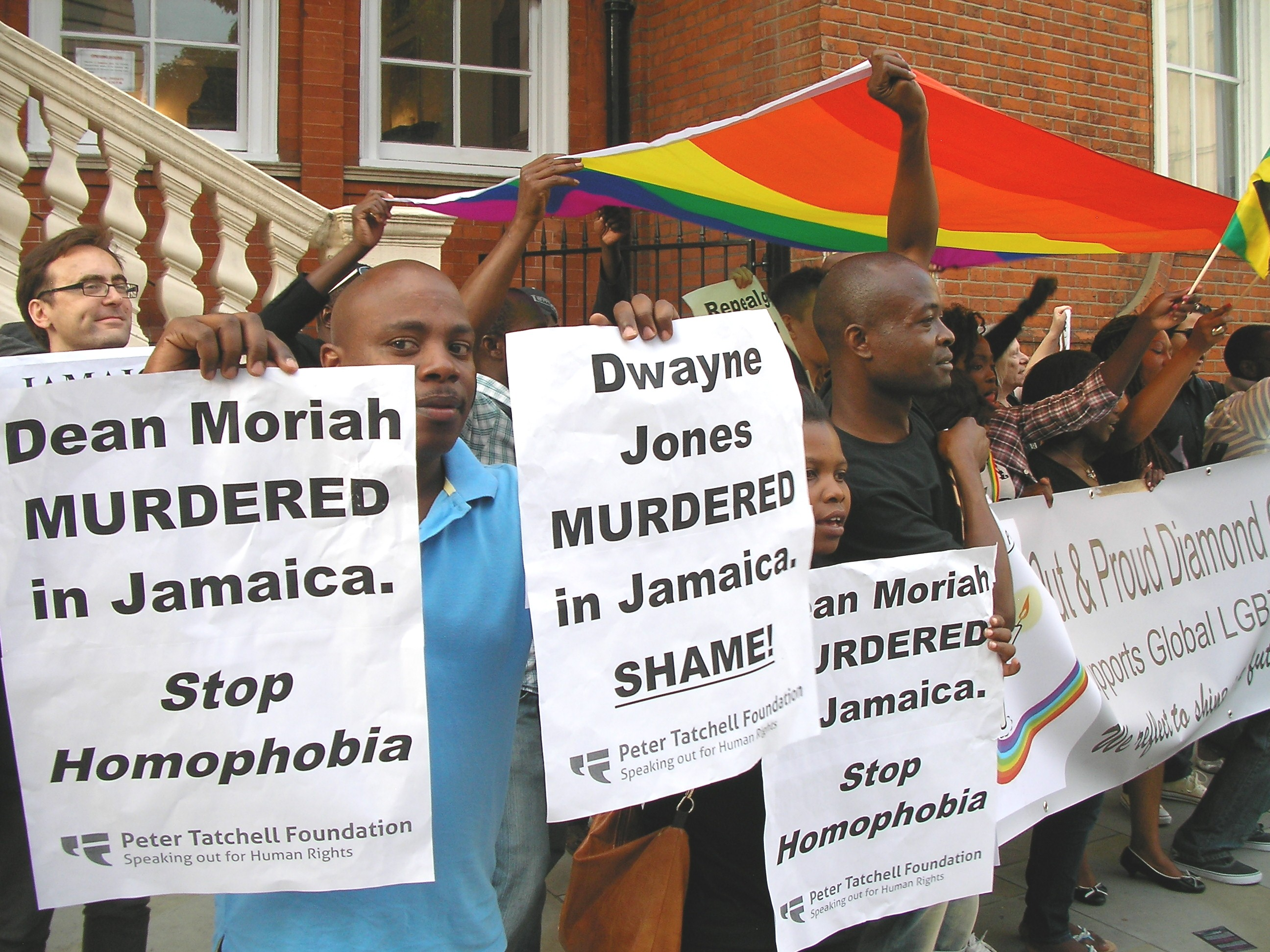 homosexuality in jamaica Answer 1 of 11: i'm planning a trip to jamaica and some of my friends are gay they have heard that jamaica is not gay friendly is this true and if so to what extent.