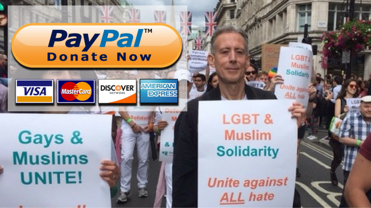 Peter Tatchell Foundation Donate