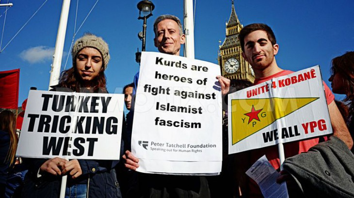 Kurds are Heroes of figvht against Islamist Fascism