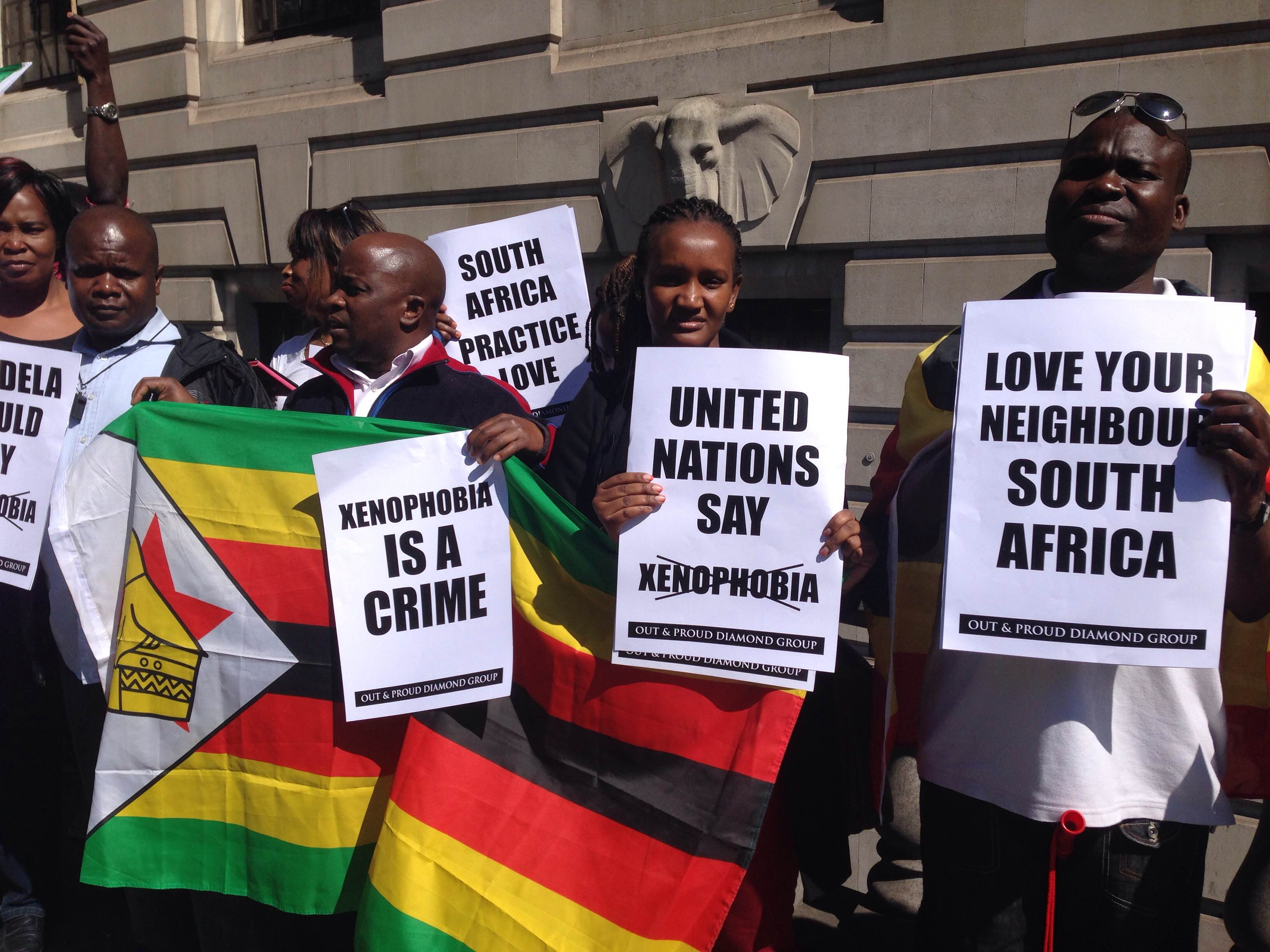 South Africa Urged: Stop Xenophobia