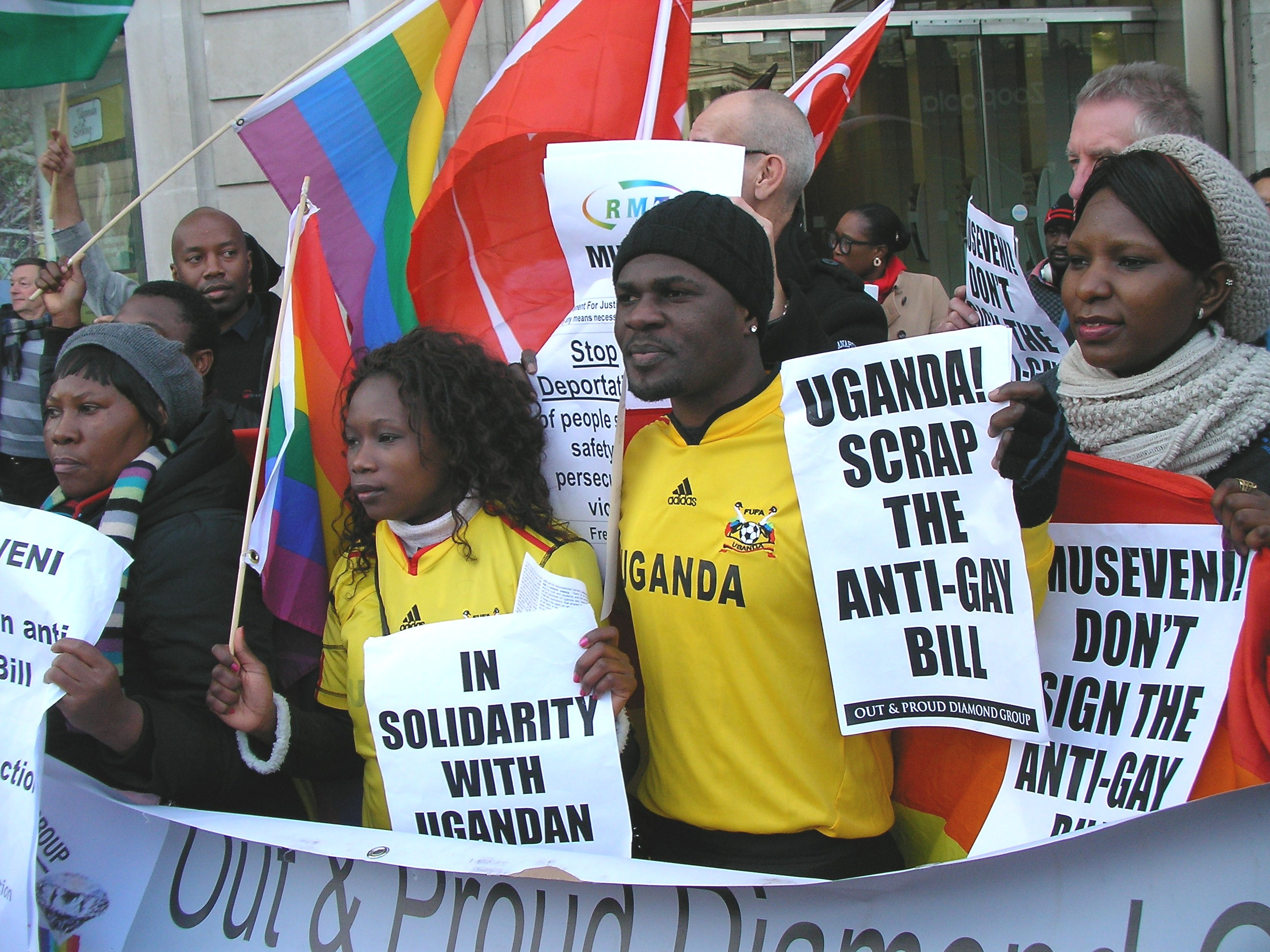 the anti homosexuality laws and bills in uganda and nigeria Anti-gay laws in nigeria and uganda provoke outrage in the us—but cameroon has quietly been locking up lgbt people for years with little international notice.