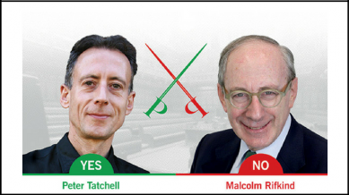 Peter Tatchell Malcolm Rifkind