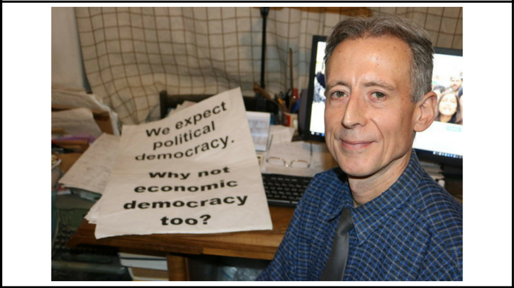 Peter tatchell economic democracy
