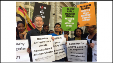 Another year of global progress on LGBTI rights