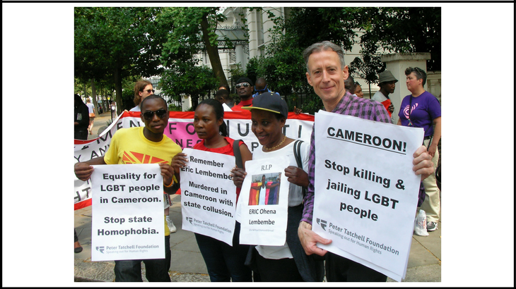 Pride Matters Peter Tatchell's activism 1967-2017