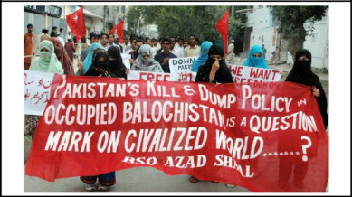 Balochistan: A road map for peace & self-determination