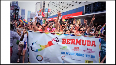 Bermuda gay marriage ban: Open Letter to Carnival cruises