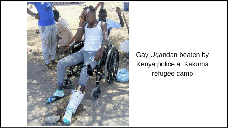 UN fails Ugandan LGBTI refugees abused in Kenya