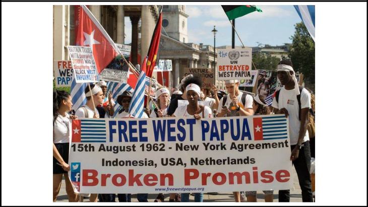 Freedom for West Papua – 'slow genocide' | Peter Tatchell Foundation