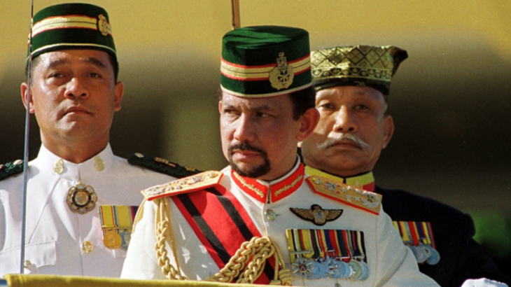 Sultan of Brunei protest this Saturday at Dorchester Hotel