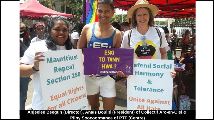 Mauritius Pride 2020